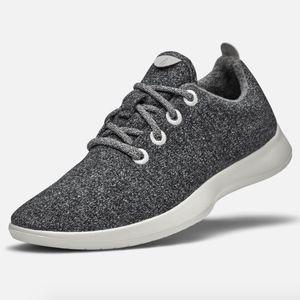 Allbirds Gray tennis shoe sneaker wool